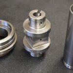CNC Turning lathe parts